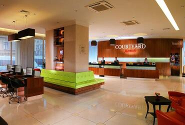 Courtyard by Marriott St. Petersburg Vasilievsky