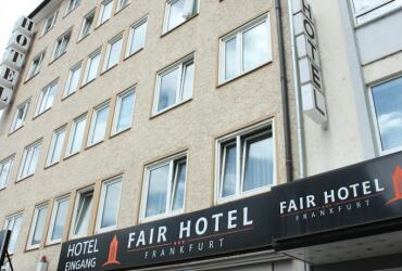 Fair Hotel Frankfurt - An der Messe