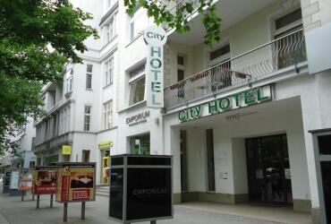 City Hotel am Kurfurstendamm