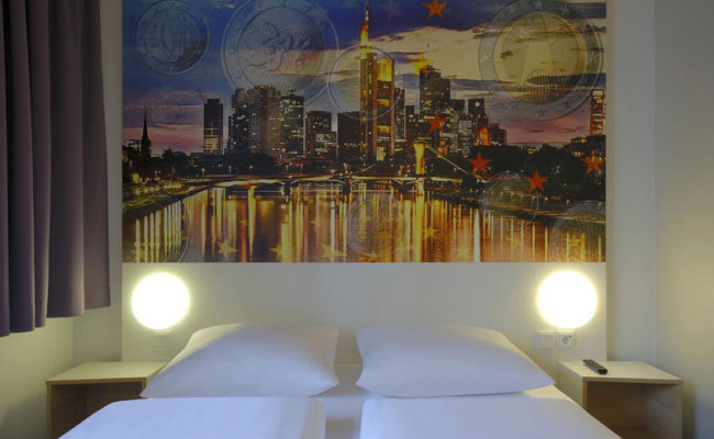 B&B Hotel Frankfurt City-Ost