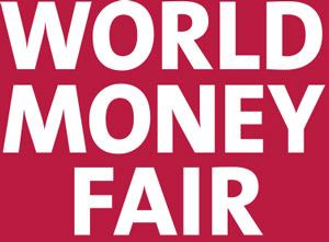 WORLD MONEY FAIR logo