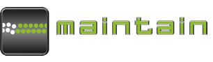 MAINTAIN logo