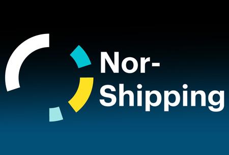 Nor-Shipping logo