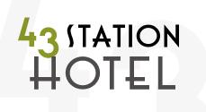 43 Station Hotel-logo