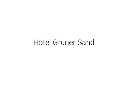 Hotel Gruner Sand-logo