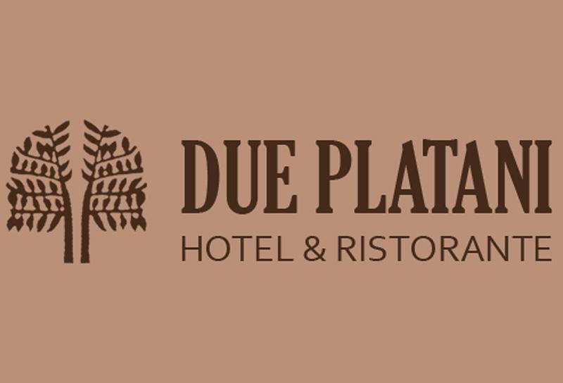 Hotel Ristorante Due Platani-logo