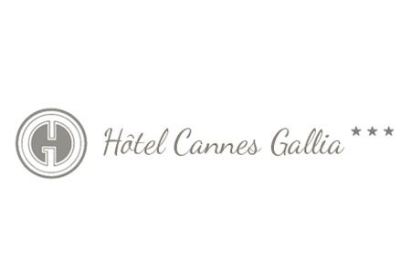 Hotel Cannes Gallia-logo