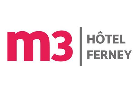 m3 Hotel & Residence Ferney Geneva Airport-logo