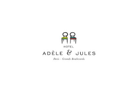 Hotel Adele & Jules-logo