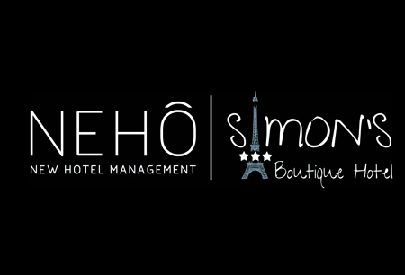 Simon's Boutique Hotel - Ice Bar-logo