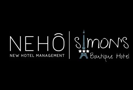 Simon's Boutique Hotel - Ice Bar-logo