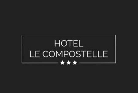 Hotel Le Compostelle-logo