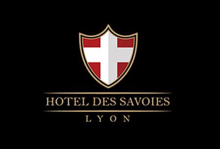 Hotel des Savoies Lyon Perrache-logo