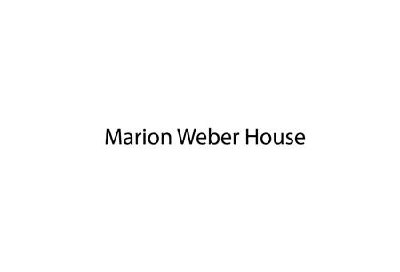 Marion Weber House-logo