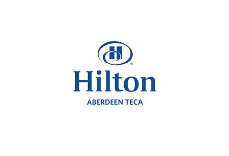 Hilton Aberdeen TECA-logo