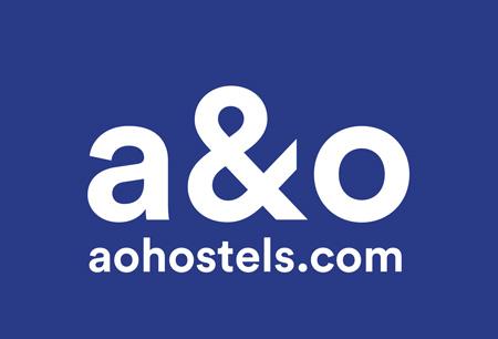 A&O Dusseldorf Hauptbahnhof-logo