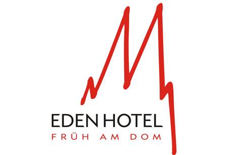 Eden Hotel Fruh am Dom-logo