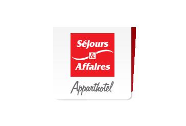 Sejours & Affaires Lyon Park Lane-logo