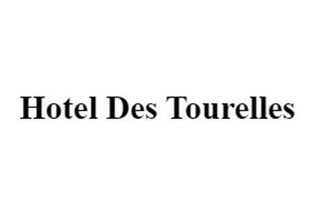 Hotel des Tourelles-logo