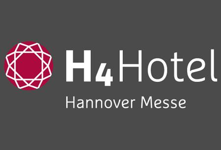 H4 Hotel Hannover Messe-logo
